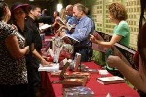 Book Signing at Seton Hill University