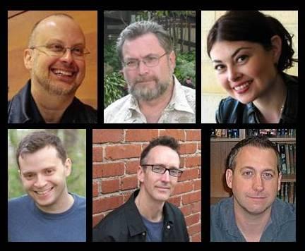 Virtual Panel: Robert, J. Sawyer, Jonathan Maberry, Heidi Ruby Miller, Matt Schwartz, S. J. Browne, Jon Sprunk