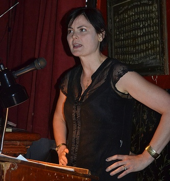 Sarah Langan at KGB