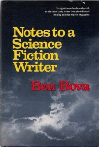 Notes to a Science Fiction Writer