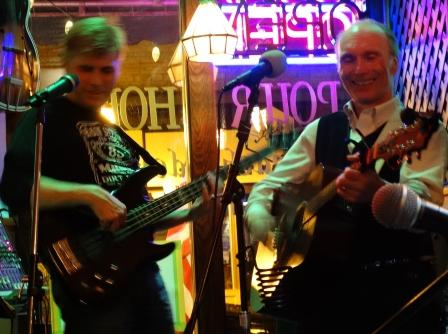 Rocking the Pour House St. Pat's Weekend - Friday night - compressed