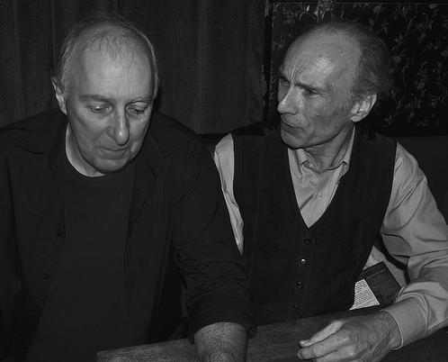 With Tom Monteleone