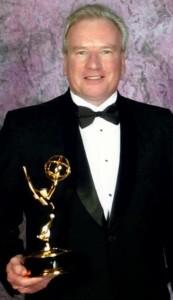 Mark's Emmy award 10-27-2007