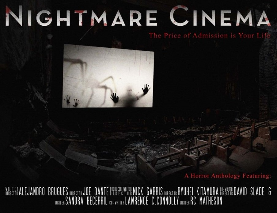 Nightmare Cinema presents This Way to Egress (2)